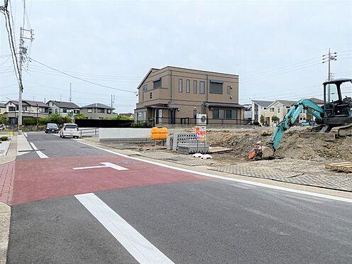 戸建賃貸-名古屋市名東区大針2丁目 間口約7m以上!毎日の駐車も安心です♪