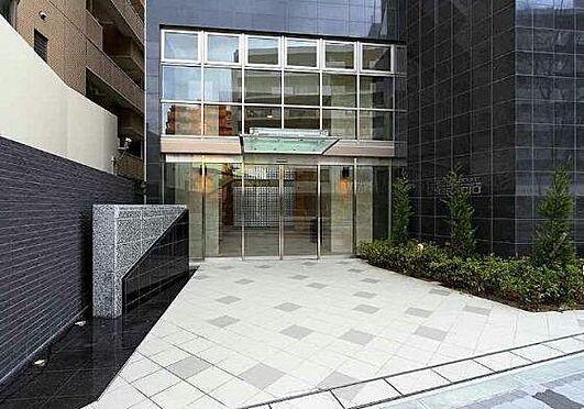マンション(建物一部)-大阪市北区本庄西2丁目 オシャレなエントランス