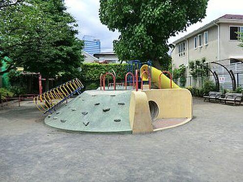 建物全部その他-渋谷区代々木4丁目 周辺環境:初台児童遊園地