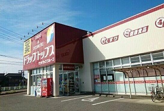 アパート-新発田市新栄町1丁目 ドラッグ・トップス舟入店(409m)