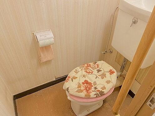 中古マンション-神戸市垂水区神陵台3丁目 トイレ