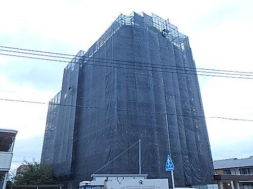 中古マンション-福岡市西区周船寺1丁目 大規模修繕工事実施中