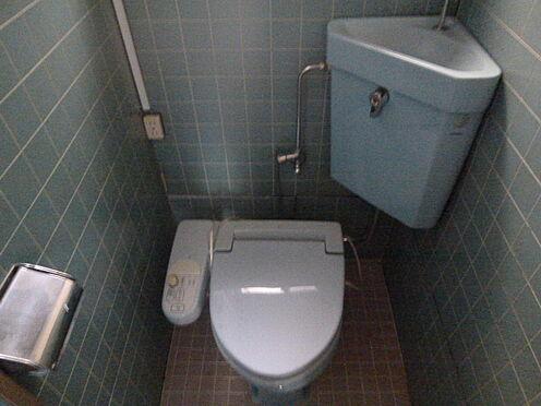 中古テラスハウス-門真市脇田町 トイレ