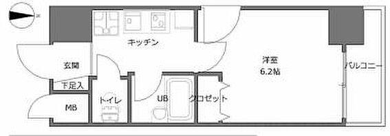 マンション(建物一部)-中央区日本橋室町1丁目 間取り