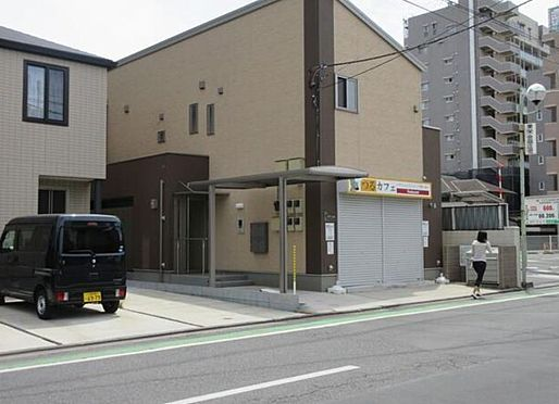 アパート-鶴ヶ島市大字上広谷 外観