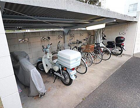 マンション(建物一部)-神戸市垂水区神陵台4丁目 駐輪スペースあり