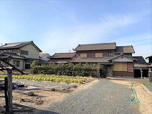 土地-知多市八幡字荒井 広々とした敷地に夢のマイホームをかなえましょう!