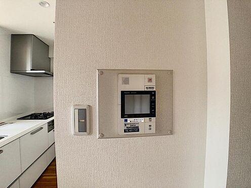 区分マンション-名古屋市中川区新家2丁目 TVインターホン付でお顔が見えて安心
