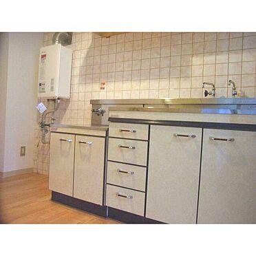 マンション(建物一部)-札幌市中央区南一条西9丁目 キッチン