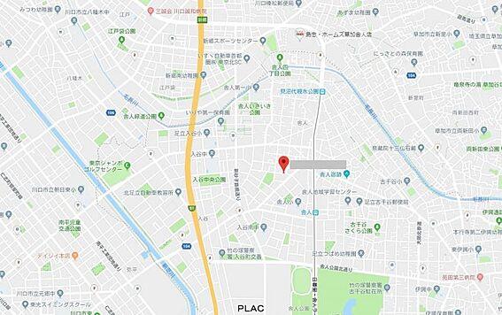 アパート-足立区舎人5丁目 その他