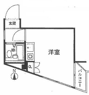 マンション(建物一部)-板橋区桜川3丁目 間取り