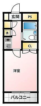 マンション(建物一部)-大阪市平野区長吉出戸8丁目 ひとり暮らしに便利な間取り