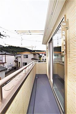 新築一戸建て-仙台市太白区越路 バルコニー