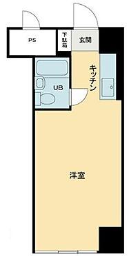マンション(建物一部)-札幌市豊平区中の島一条1丁目 間取り