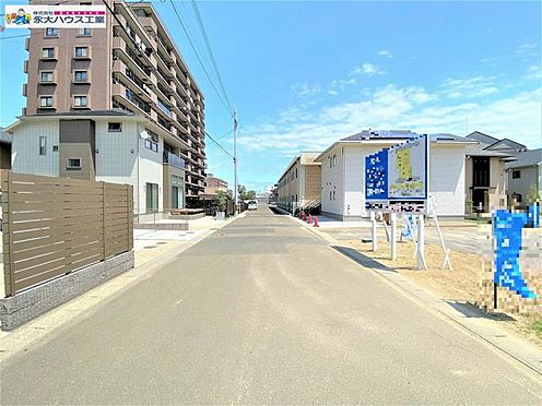 土地-仙台市太白区柳生2丁目 外観