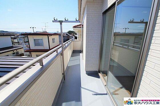 新築一戸建て-仙台市泉区泉ケ丘4丁目 バルコニー