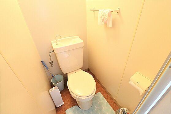 中古マンション-仙台市太白区向山4丁目 トイレ