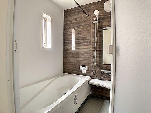 戸建賃貸-名古屋市北区如来町 広い浴槽は一日の疲れを癒してくれます