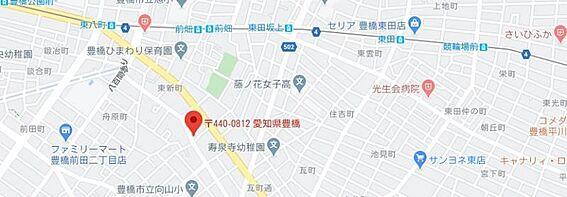 マンション(建物一部)-豊橋市東新町 その他
