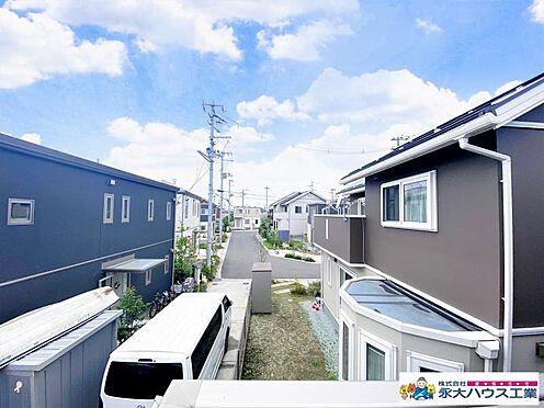 戸建賃貸-仙台市宮城野区岩切字昭和北 バルコニー