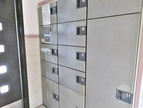 マンション(建物一部)-大阪市福島区海老江2丁目 便利な宅配ボックス完備