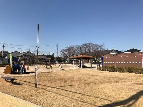 戸建賃貸-西尾市山下町西八幡山 羽塚公園 約900m(徒歩約12分)