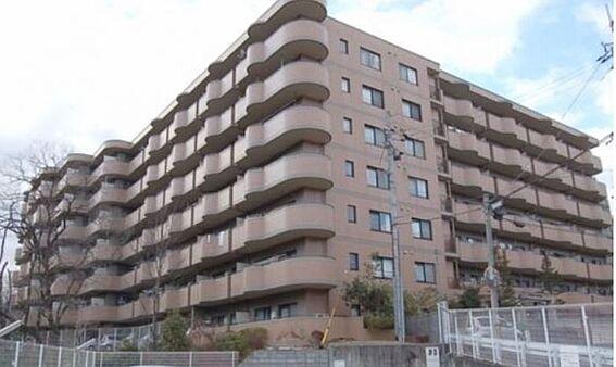 マンション(建物一部)-京都市北区大北山原谷乾町 存在感のある佇まい