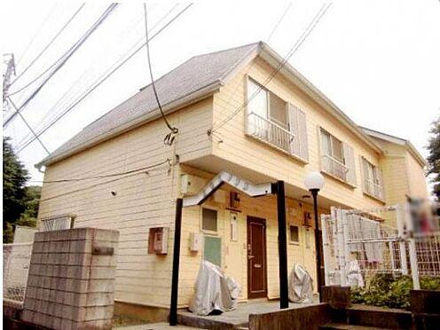 アパート-横須賀市根岸町2丁目 外観