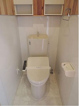 中古マンション-大和市福田7丁目 トイレ