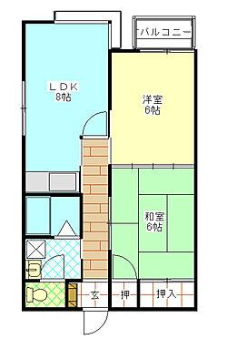 アパート-新潟市西区善久 2LDKタイプ 8室あり