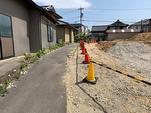 土地-愛知郡東郷町大字春木字市場屋敷 バス停が徒歩約4分です。通勤や通学にも便利ですね。