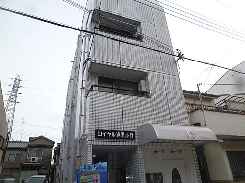 マンション(建物全部)-大阪市住吉区遠里小野3丁目 外観