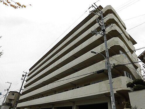 マンション(建物一部)-神戸市垂水区西舞子8丁目 穏やかな印象の佇まい
