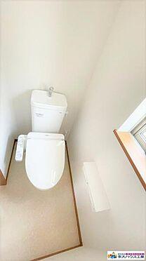 戸建賃貸-岩沼市平等3丁目 トイレ