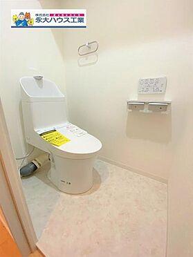 区分マンション-仙台市太白区長町3丁目 トイレ