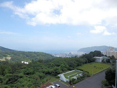 中古マンション-伊東市岡 海・山・・花火・温泉と楽しめます。