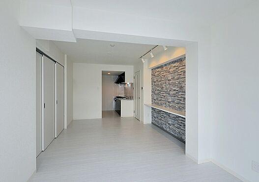 マンション(建物全部)-札幌市中央区南十一条西12丁目 居間