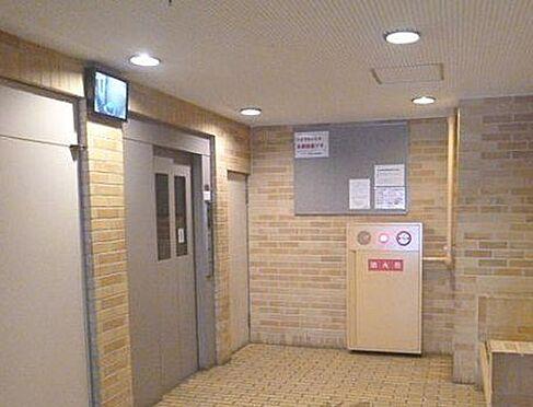 マンション(建物一部)-京都市中京区錦大宮町 防犯カメラ付きのエレベーター