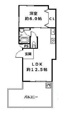 マンション(建物一部)-大阪市浪速区元町1丁目 使い勝手の良い間取り