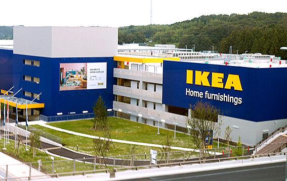 土地-豊田市八草町割田 IKEA長久手(約3600m)