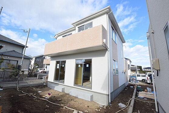 新築一戸建て-仙台市太白区四郎丸字昭和裏 外観