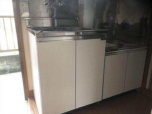 マンション(建物全部)-松戸市南花島1丁目 キッチン