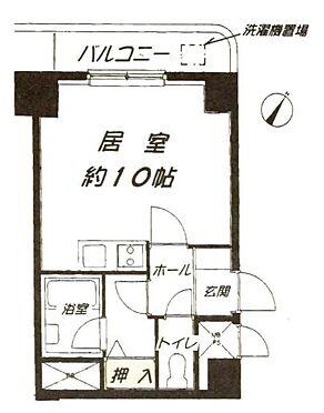 マンション(建物一部)-横浜市中区末吉町3丁目 間取り