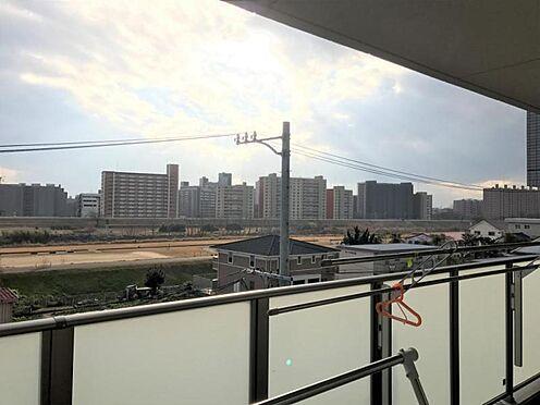 中古マンション-名古屋市守山区八反 バルコニーからの眺望です。
