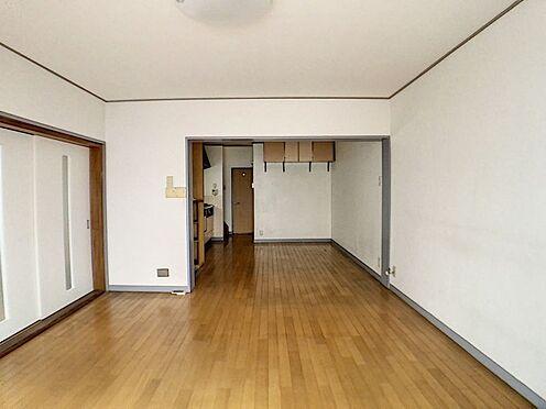 中古テラスハウス-名古屋市中川区中郷3丁目 日当たり良好のリビングは広々お使いいただけます!
