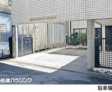 建物全部その他-品川区上大崎3丁目 専用駐車場
