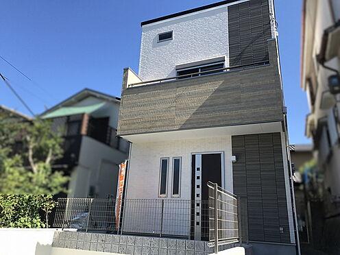 新築一戸建て-神戸市北区南五葉6丁目 外観