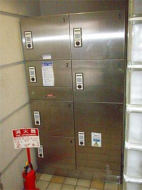 マンション(建物一部)-大阪市中央区材木町 便利な宅配BOX付き