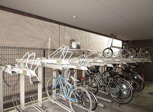 マンション(建物一部)-大阪市中央区松屋町住吉 雨風凌げる駐輪場あり