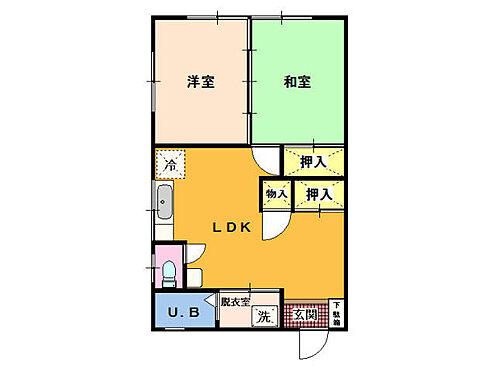 アパート-伊東市八幡野 2LDKタイプ